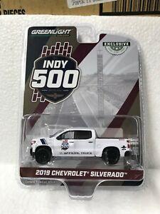 NG122 Greenlight Exclusive Indy 500 2019 Chevrolet Silverado