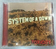 System Of A Down - Toxicity (CD, 2001) LN, OOP, & Complete! Sony, Serj Tankian