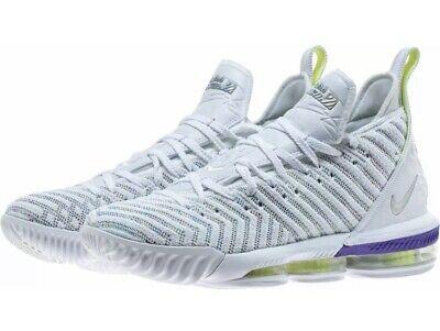 Nike Lebron XVI 16 Buzz Lightyear White