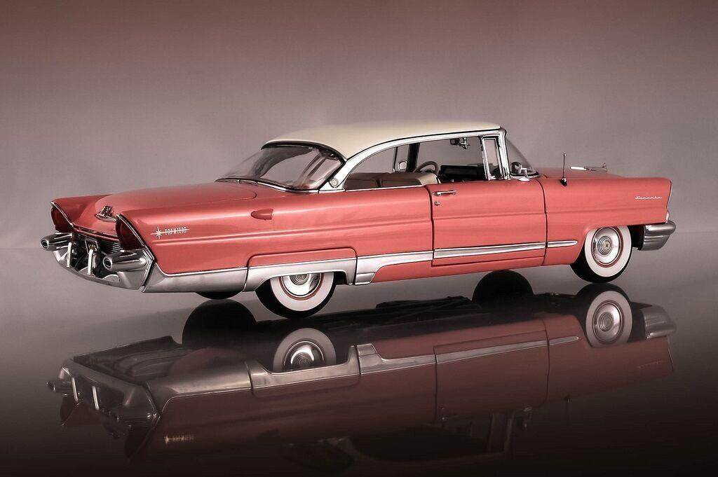 Un coche construido Ford Lincoln Mercury 1 1950s Vintage 18 GT Concept 12 T 24 Modelo 40