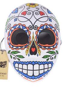 Day-of-the-dead-mask-Halloween-Skull-Mask