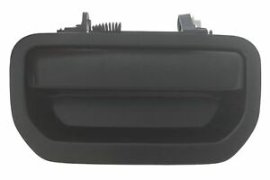 Rear Exterior Liftgate Outside Tailgate Handle Black