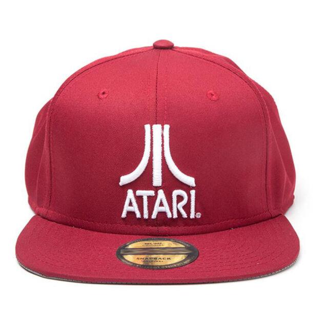 Atari Classic Logo Snapback Cap