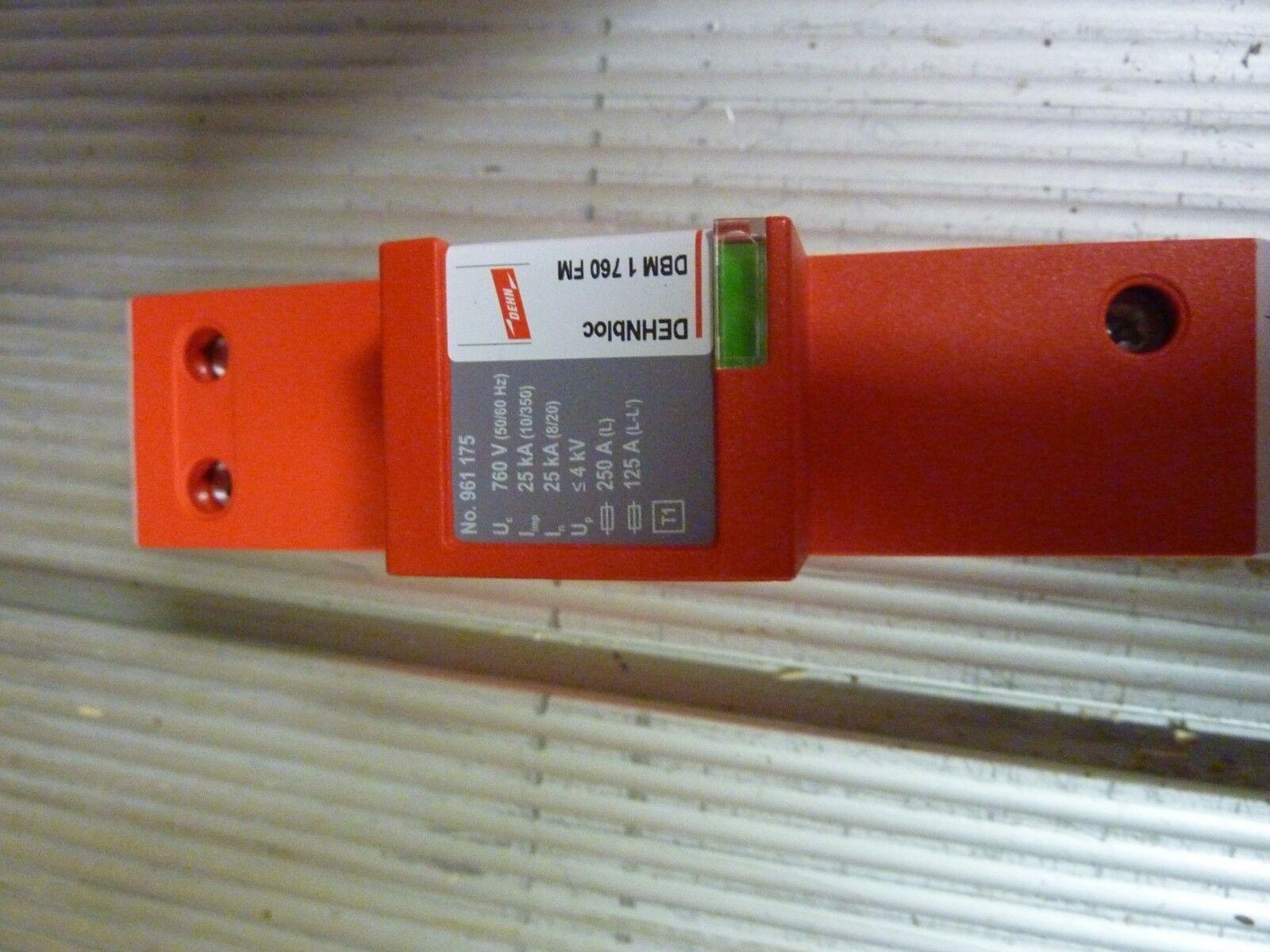 Dehn Blitzstrom Ableiter DBM 1 760 760 760 FM | Neues Design  2967aa