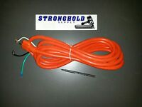 46740 Replacement 15' Cord Hvy 14g For Ridgid Pipe Threader & More