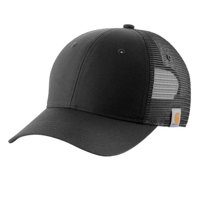 Carhartt Unisex Trucker Cap Rugged Professional Series