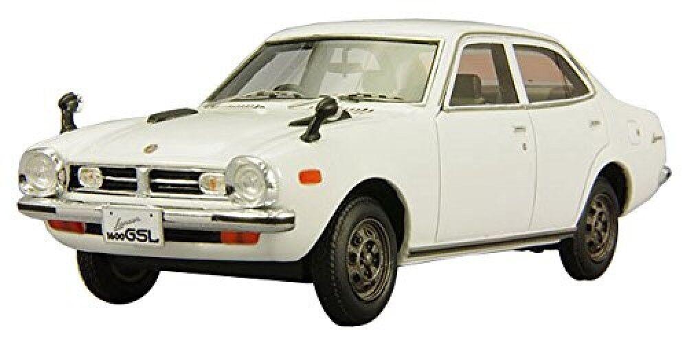 Neu Cam 1 43 Mitsubishi Lancer 1600 Gsl 1973 A73 Weiß C43035 von Japan