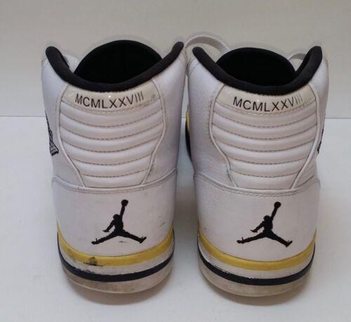 Blanc Homme En 342222 Pour Taille 102 823233168046 10 Nike Phly Legend Cuir Hommes Baskets Jordan Air qUH71U