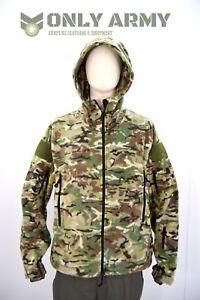 MULTICAM-Hooded-Fleece-Jacket-MTP-Camo-Camouflage-Combat-Tactical-Hoody-S-XXL