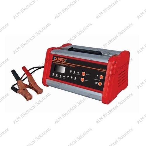 12 V 2-15 A 0-647-14 Durite Cargador de baterías automático