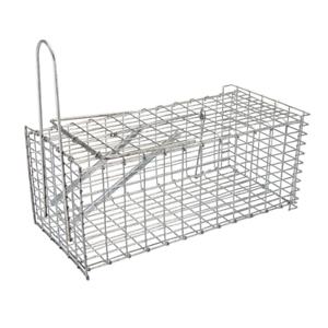 Fixman-196052-Humane-Cage-Rat-Trap-300-x-150-x-130mm