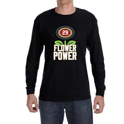 quality design 4a2e6 f85a7 Vegas Golden Knights Marc-Andre Fleury Flower Power long sleeve shirt   eBay
