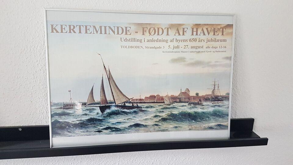 Kerteminde jubilæum plakat