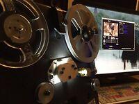 5000 FT Regular 8mm, Super 8, 16mm movie film transfer to DVD or High Definition