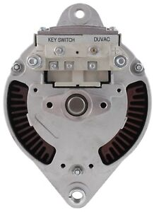 Details about New USA Built Alternator Duvac RV Motorhome 160 Amp 90772  A001090772 A0012824LC