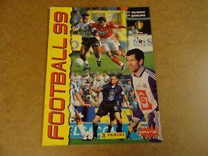PANINI-ALBUM-COMPLET-KOMPLEET-FOOTBALL-1999