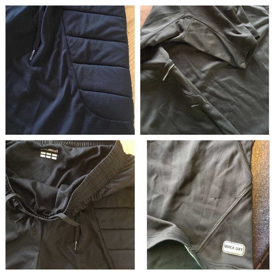 Shorts, Hummel, str. L