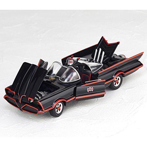figure complex movie ribonucleic Batmobile1966 figure Revoltech KAIYODO Japan