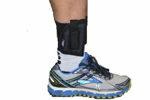 Pro-tech Nylon Ankle Holster for Ruger LCP 380