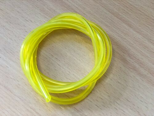 MACHINETEC Fuel Line Pipe 3mm X 5.5mm  x 30cm For Strimmers Chainsaws