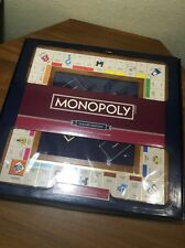 Monopoly Luxury Edition Hasbro- New Never Opened MSRP $250 RARE!