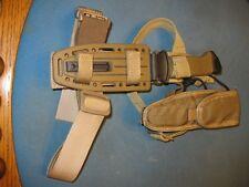 LMF II PN 22-4100 INFANTRY FIXED BLADE SURVIVAL KNIFE W SHEATH SHARPENER