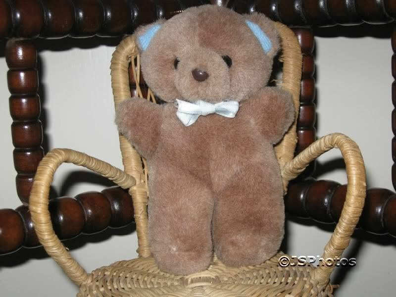 German Miniature braun braun braun Bear Stuffed Plush 1c782a