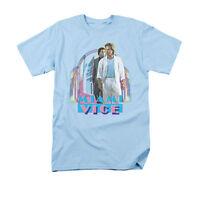 Miami Vice Miami Heat TV Show T-Shirt Sizes S-3X NEW