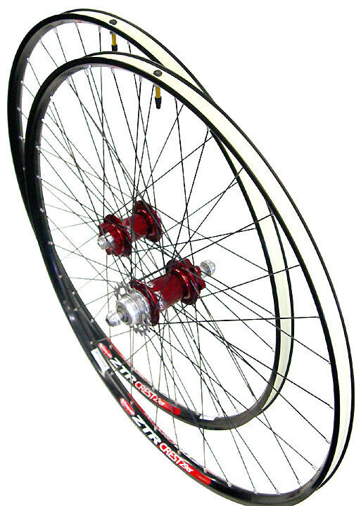 STANS CREST CHRIS KING SINGLE SPEED MOUNTAIN WHEELSET