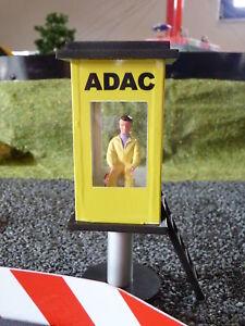 ADAC-Kontrollturm-1-32-fuer-Carrera-DIGITAL-Rennbahn-Dekoration-85556