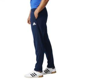 Details zu Men's Adidas Slim Fit Joggers Tracksuit Jogging Bottoms Track Pants Navy Black