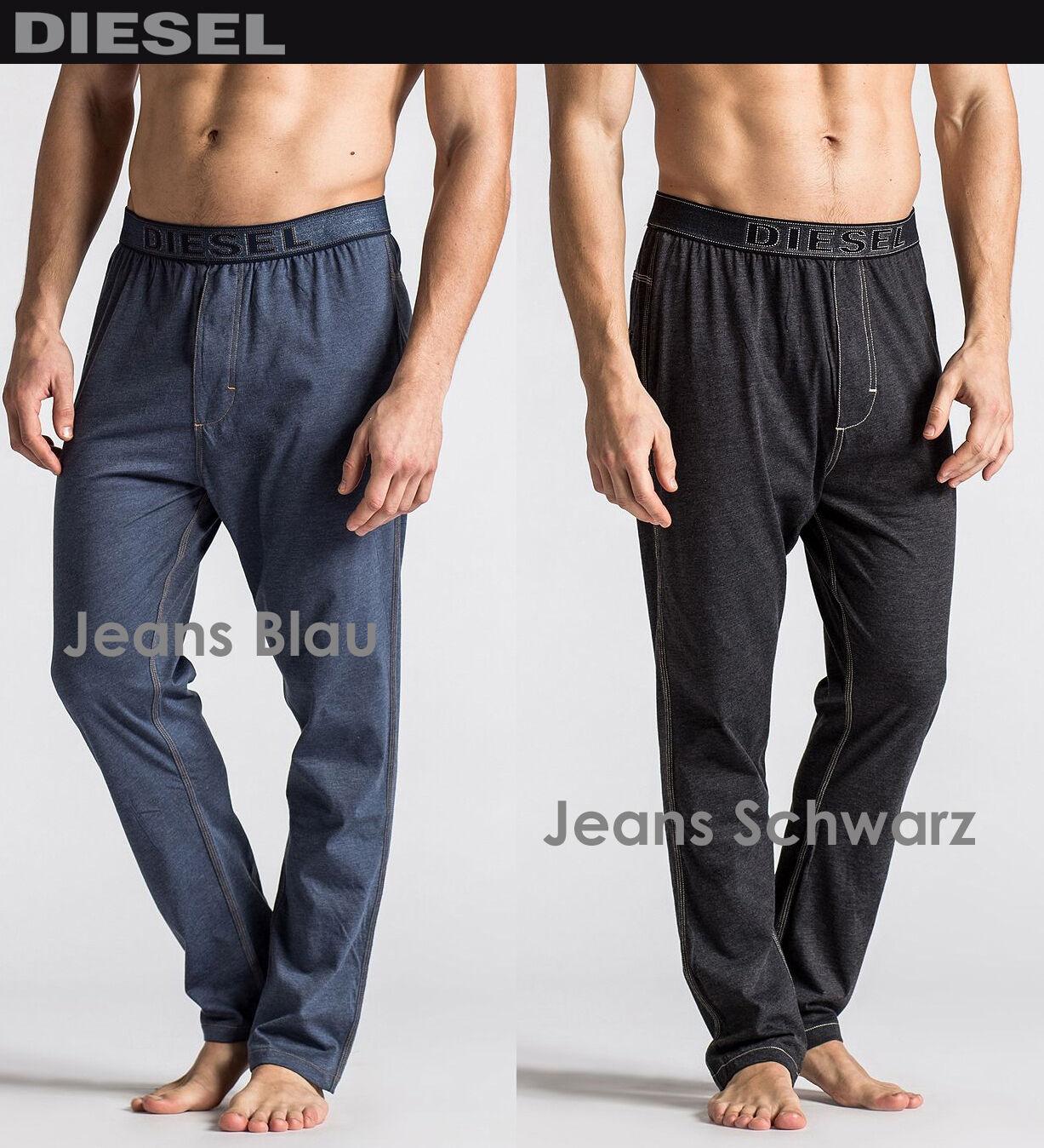 DIESEL  Herren Pyjama Pyjamahose Schlafanzughose Lounge Hosen | S4AR KAGX