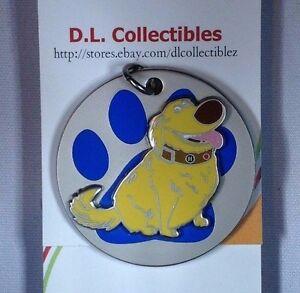 Disney-Up-DSSH-Dog-Collar-Tag-LE-400-Dug-Pin