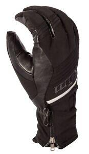 Klim-Powerxross-Snow-Snowmobile-Gloves-Pair-Black-Adult-All-Sizes