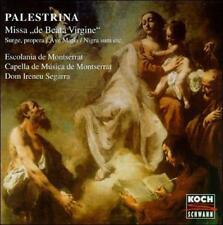 Palestrina: Missa de Beata Vergine