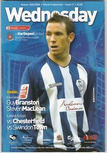 Sheffield-United-v-Hartlepool-United-2004-5-20-Nov