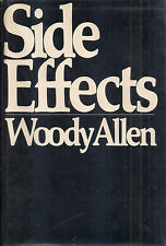 """WOODY ALLEN """"Side Effects"""" (1980) SIGNED First Printing of the FIRST EDITION"""