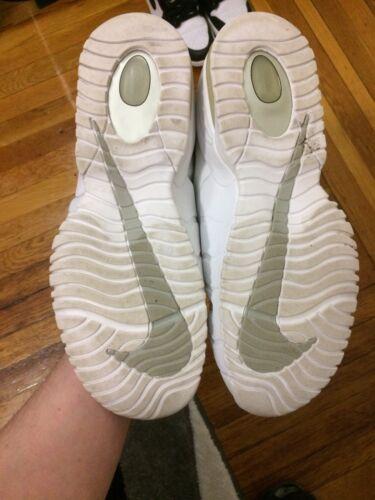 Air 3 Sz Half Cent Silver 11 Max Penny 1 White Foams 2001 5 Nike Rookie 4 One 2 5BqAxwHW