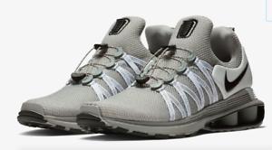 Nike shox ernst ernst ernst wolf grau / schwarz-Weiß toten tack sz 10,5 [ar1999 010] neue 1f8b1c