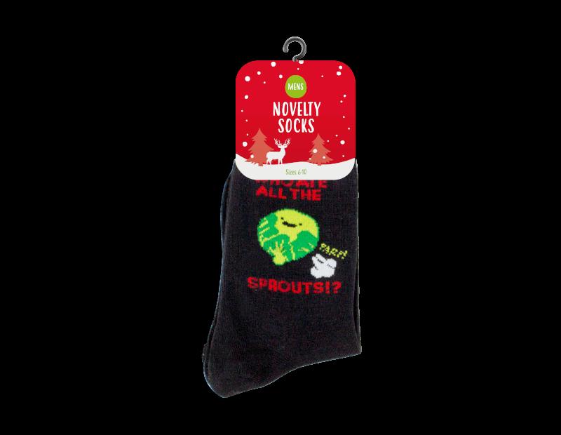 Hommes Hommes Hommes Noël Nouveauté Chaussettes fete cadeau de Noël Bureau Party Boys traditionnel ec57f4