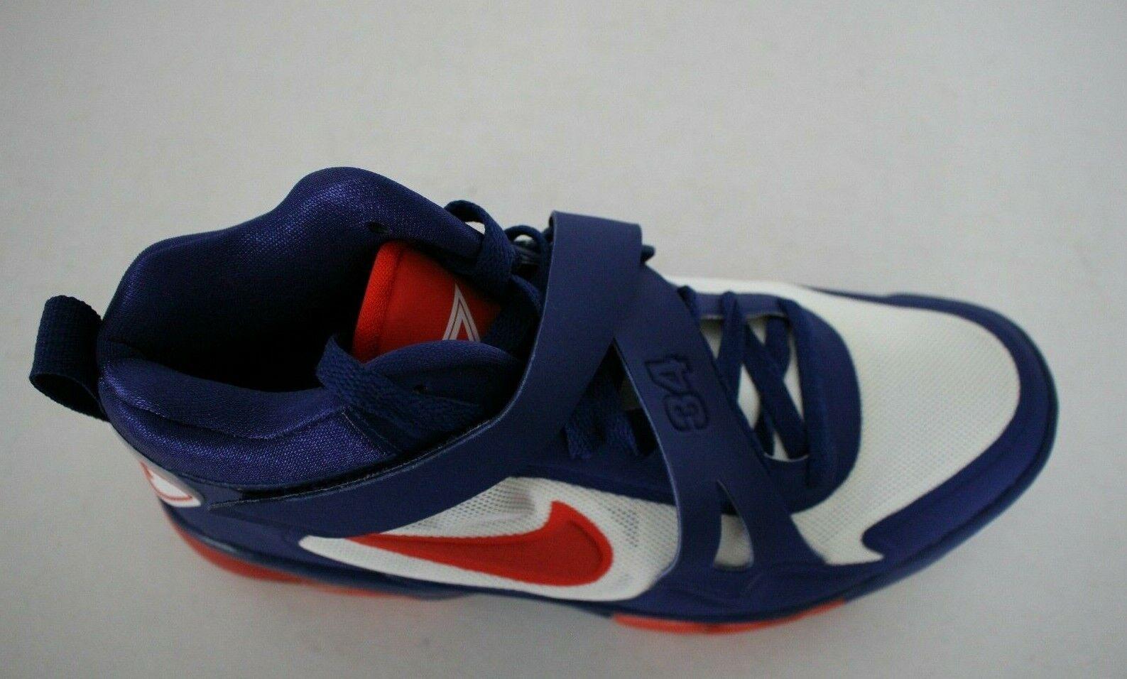 Nike Air Force Max CB 2 Hyperfuse Men's 76ers Barkley RedWhtBlu 616761 400