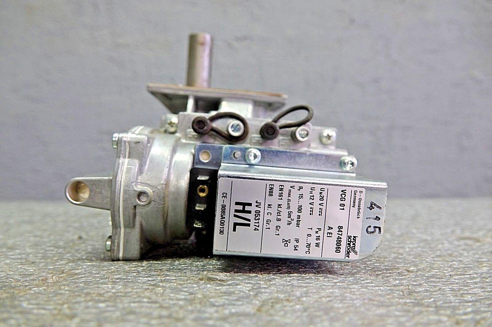 Vaillant Gasarmatur Gasarmatur Gasarmatur Gas-Kombi-Regler Art: 053465 4d1b8e