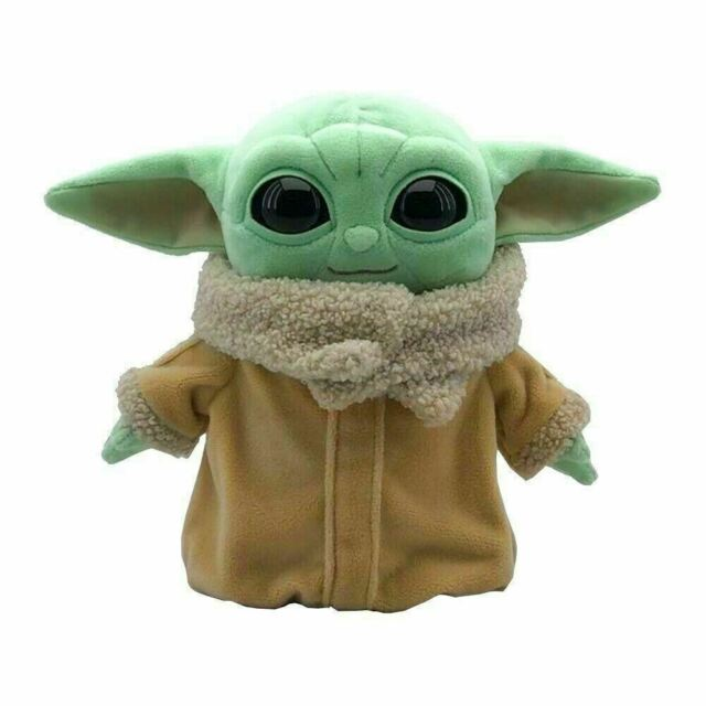 Star Wars Baby Yoda 8-Inch Plush Mandalorian The Child by Mattel *IN STOCK