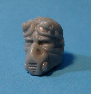 "MH459 custom Cast head use w//3.75/"" Star Wars GI Joe Acid Rain action figures"