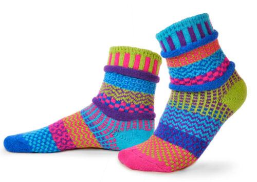 BLUEBELL da uomo Oddsocks calzini spaiati cotone 100/% di fibre riciclate da Solmate Calzini