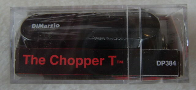 Dimarzio DP384 CHOPPER T HOT Bridge Pickup fits Fender Squier Tele Telecaster
