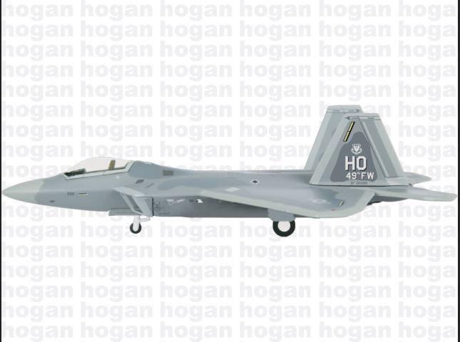 Hogan Hogan Hogan Wings 6856, F-22A, USAF, 49th FW, Holloman AFB, NV, Tail Code  HO 49th FW 7e73e0