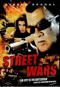 NEW DVD // STREET WARS...