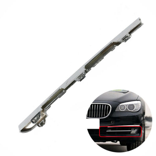 Front Bumper Molding Trim Grille-Left #51137295355 For BMW 7 Series 13-15