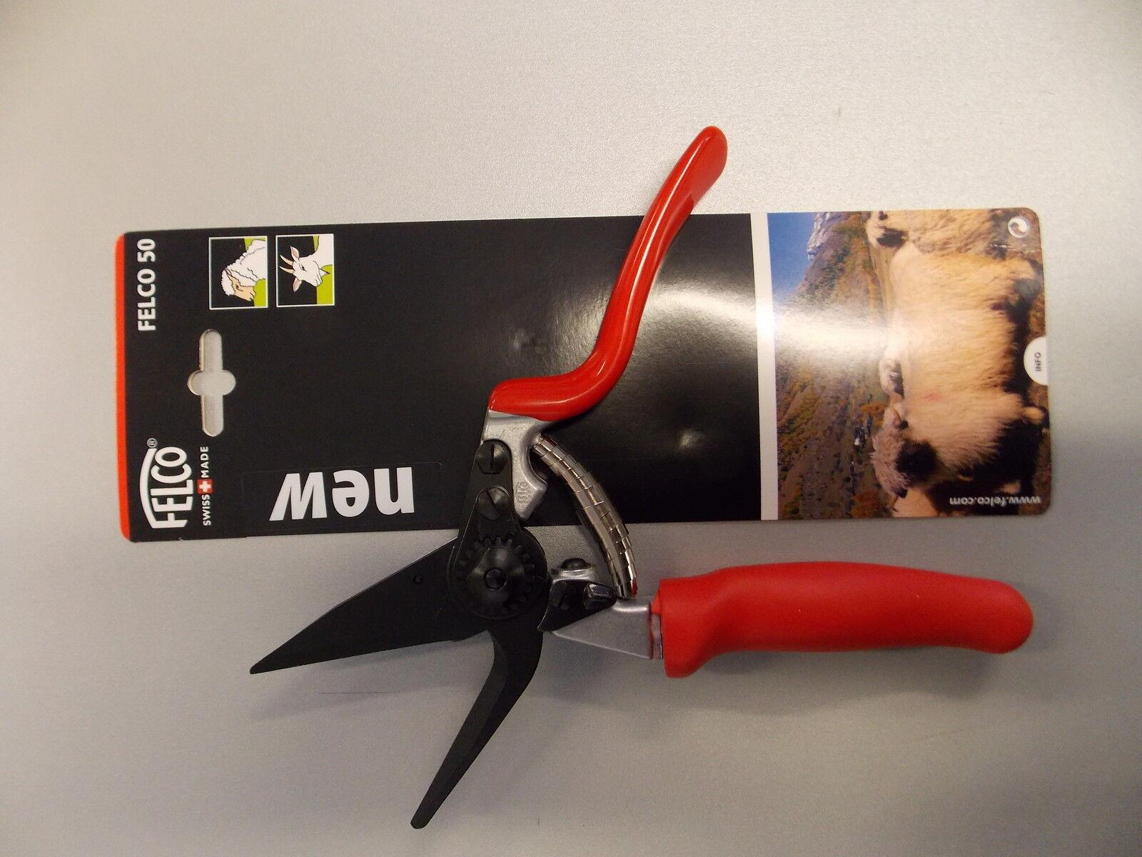 FELCO 50 Profi Klauenschere Klauenschere Klauenschere Hufschere mit Rollgriff für blasenfreies Schneiden | Hervorragende Eigenschaften  | Bekannt für seine hervorragende Qualität  | Moderate Kosten  38c4cb